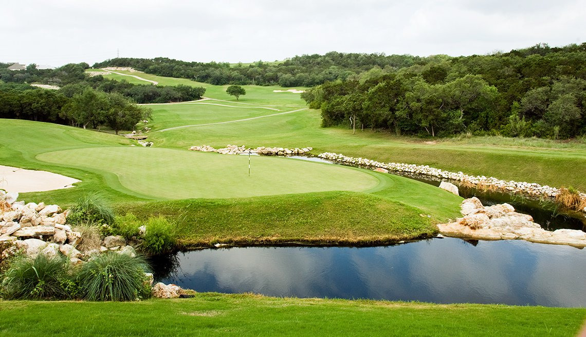 La Cantera Golf Club, Palmer Golf Course, San Antonio Texas