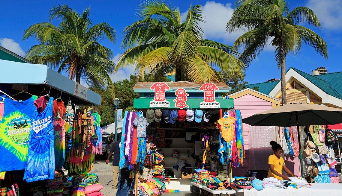 item 3 of Gallery image - Festival Place Market, Nassau, New Providence Island, Bahamas