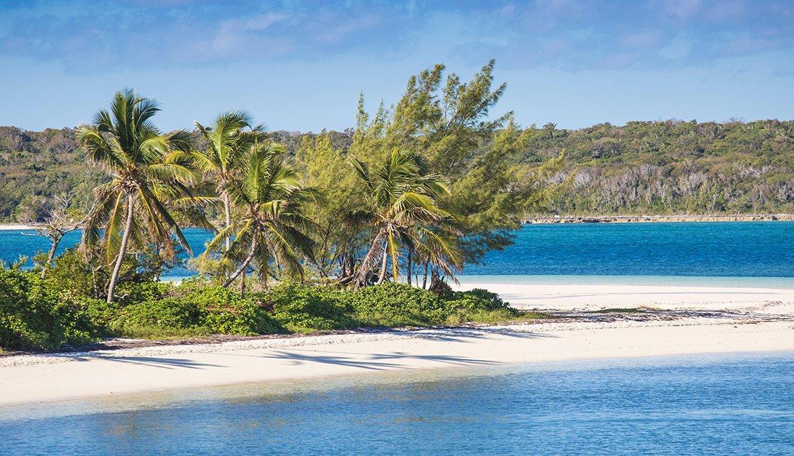 Tihiti Beach, Elbow Cay, Abaco Islands, Bahamas