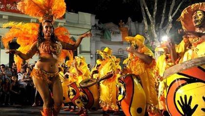 Uruguay y sus carnavales
