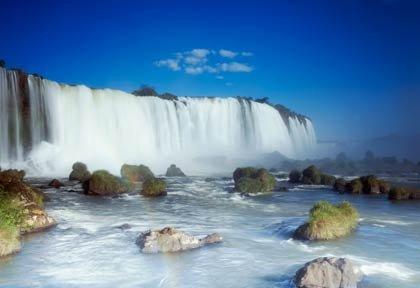 Cataratas de Iguazú - Una vista desde Argentina