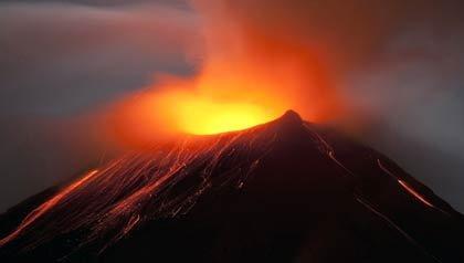 Volcán Tungurahua