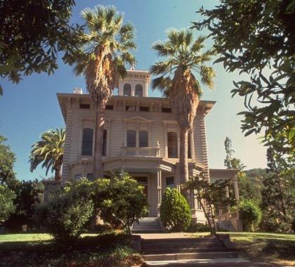 Casa de John Muir, patrimonio histórico nacional