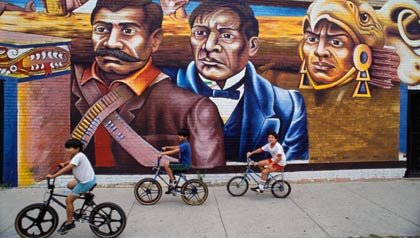 Chicago y sus murales latinos