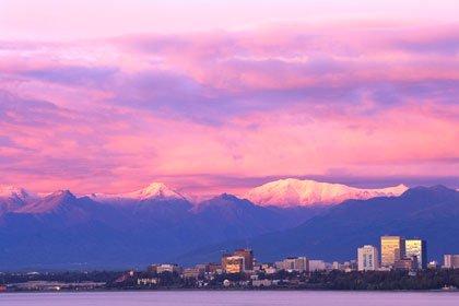 Combata el calor con estas 5 ciudades: Anchorage