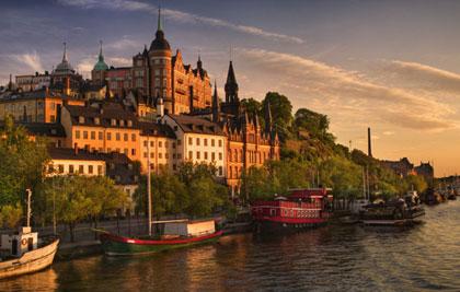 Combata el calor con estas 5 ciudades: Estocolmo