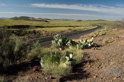 I-17, Arizona