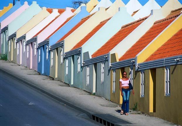 Curacao - Los 5 mejores Frommer cruceros en el Caribe