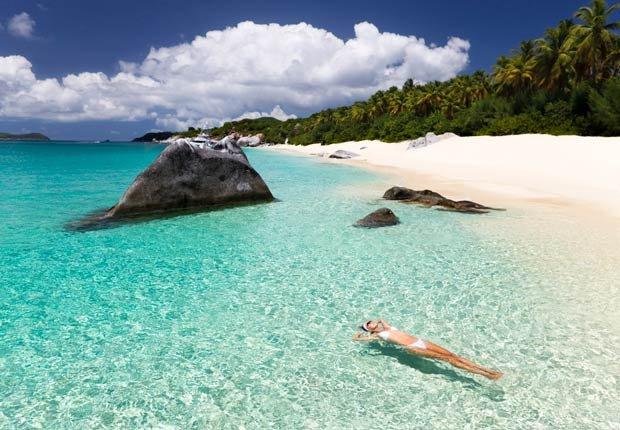 Islas Vírgenes - Los 5 mejores Frommer cruceros en el Caribe