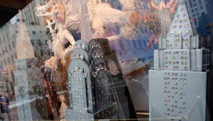 Ir de compras es un programa para estas navidades en Nueva York