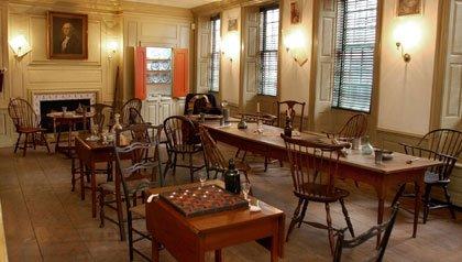 restaurant in new york-fraunces tavern