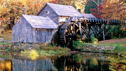 Frommer's: 5 Stops on the Blue Ridge Parkway mabry mill