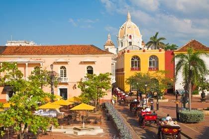 Destinos románticos: Cartagena de Indias, Colombia