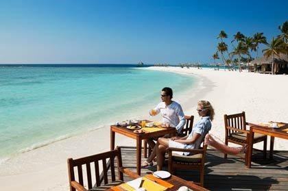 Destinos románticos: Maldives