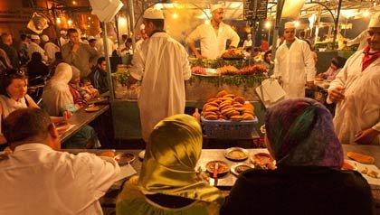 Destinos: Marruecos