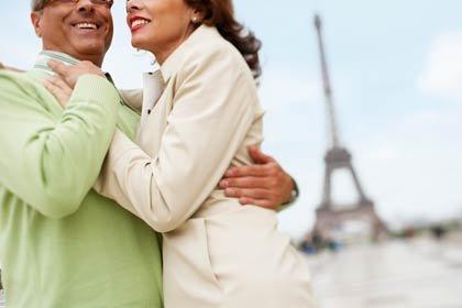 Destinos románticos: Paris, Francia
