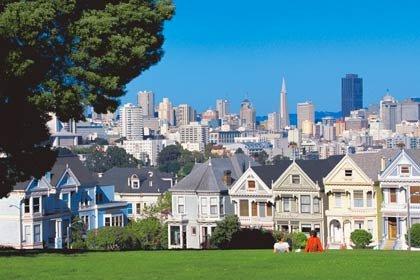 Destinos románticos: San Francisco, USA