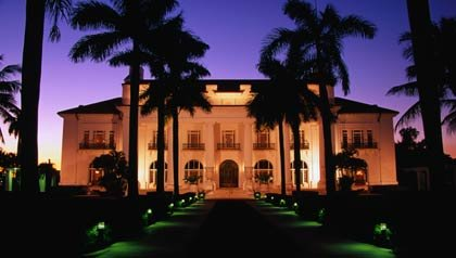 El Museo Flager de Palm Beach, Florida