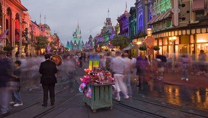 Walt Disney World en Orlando, Florida. Gran destino turístico para este verano.