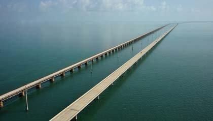 Puente de las Siete Millas – Seis puentes para no perdérselos.