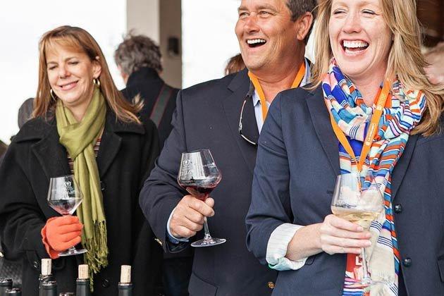 Festival gastronómico y de vino en Charleston - Ocho grandes festivales gastronómicos