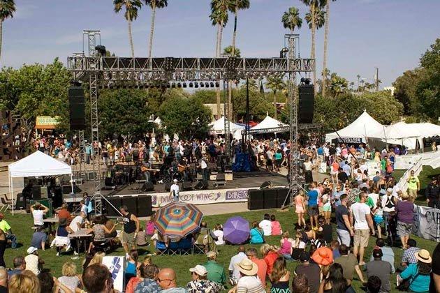 Festival culinario de Scottsdale - Ocho grandes festivales gastronómicos