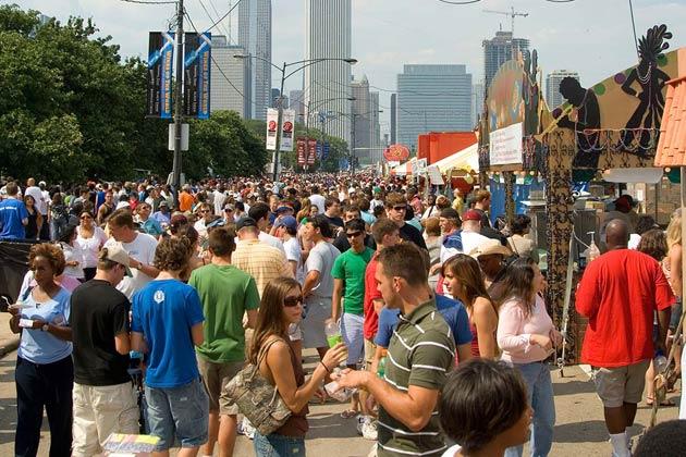 El saber de Chicago - Ocho grandes festivales gastronómicos
