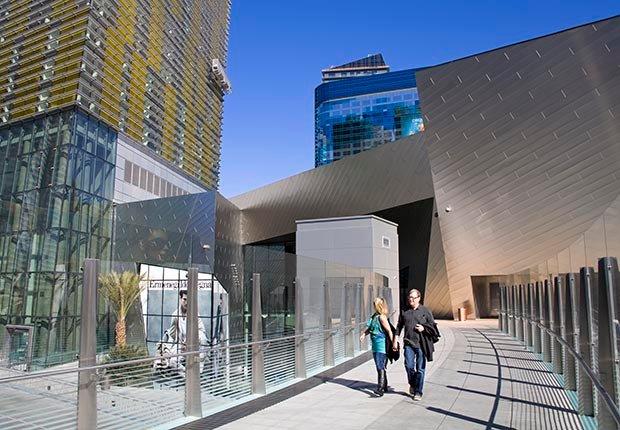 City Center Las Vegas - Consejos para planificar una segunda luna de miel