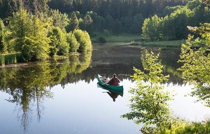 Viajes en busca de la serenidad