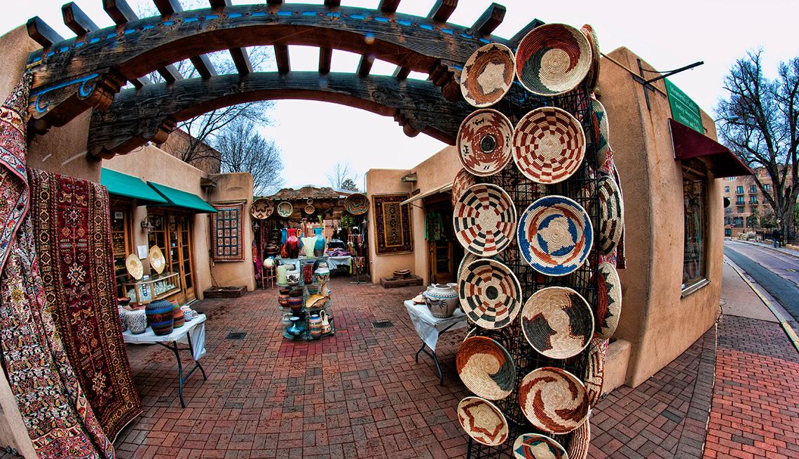 Santa Fe, Nuevo México, lugares para una segunda luna de miel