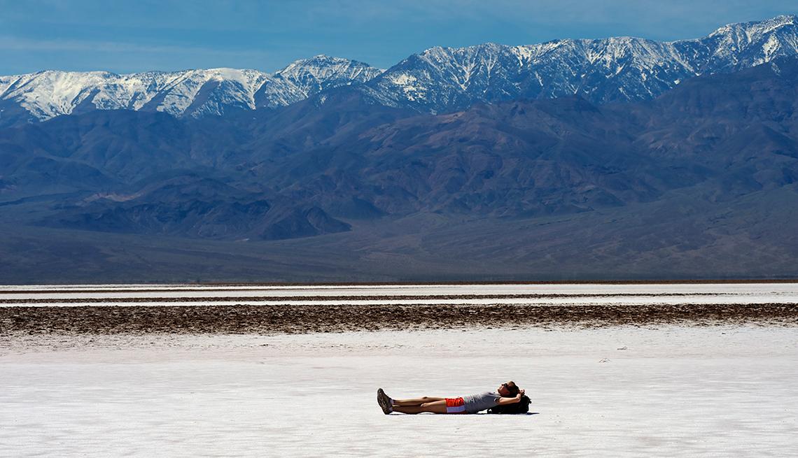 Death Valley, California - 10 maravillas naturales en Estados Unidos
