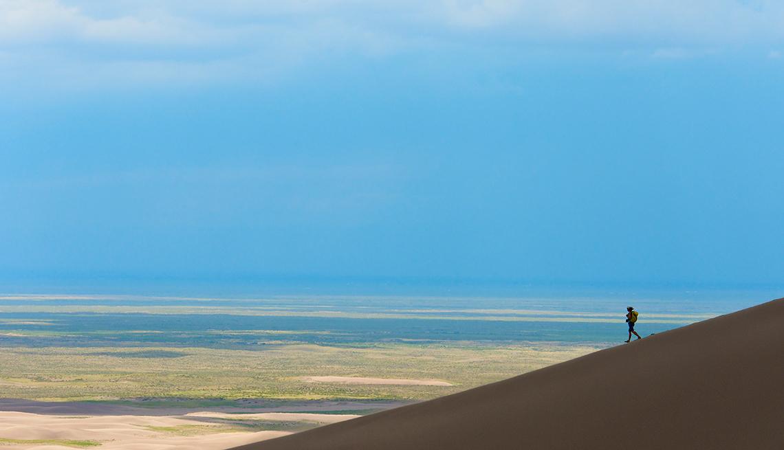Great Sand Dunes, Colorado - 10 maravillas naturales en Estados Unidos