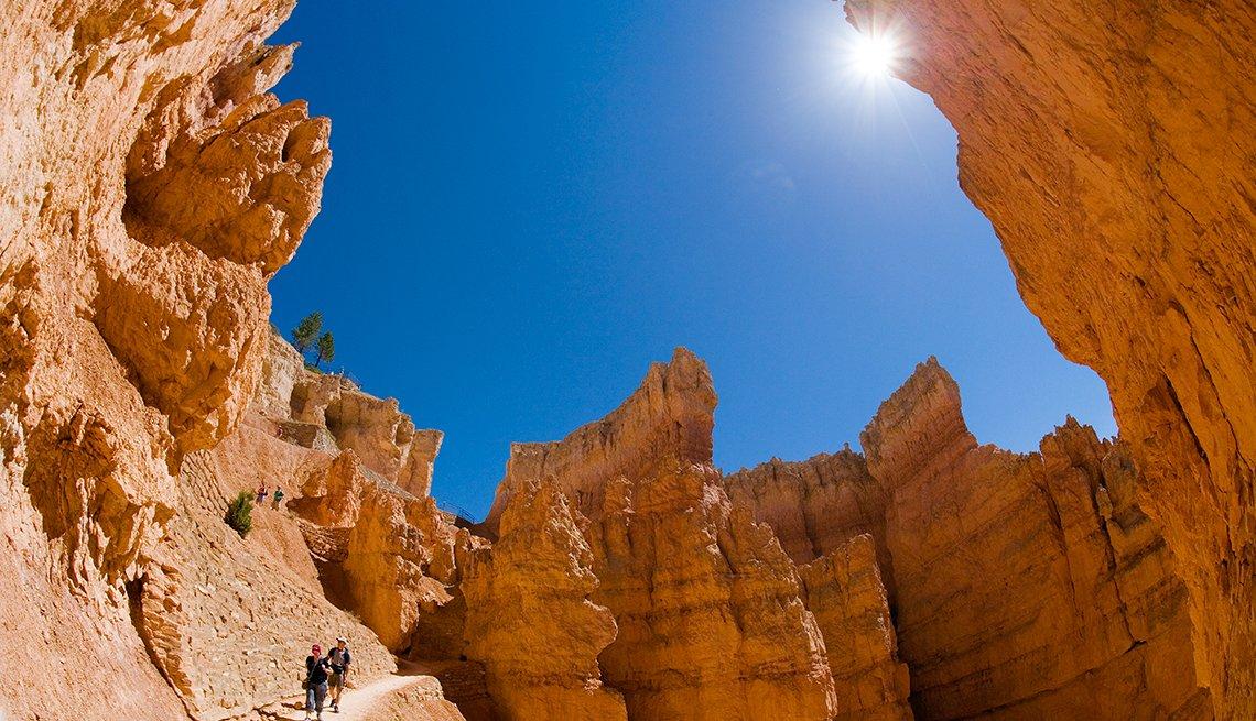 Bryce Canyon, Utah - 10 maravillas naturales en Estados Unidos
