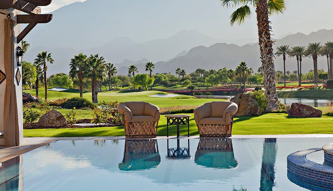 Palm Springs, California, lugares para una segunda luna de miel