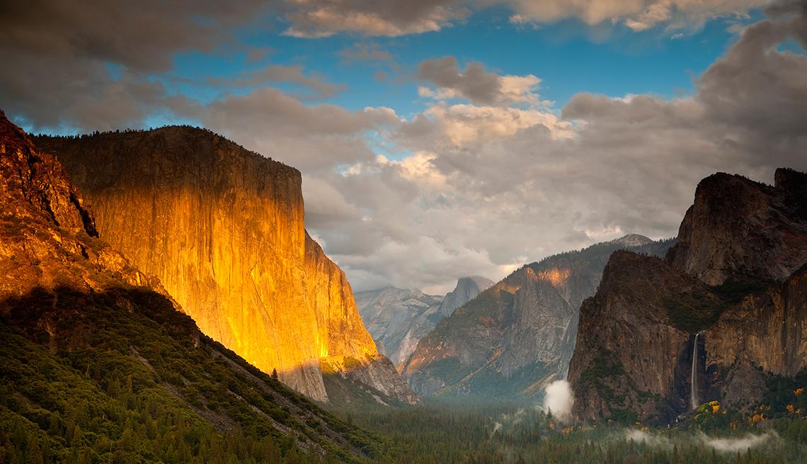Yosemite Valley, California - 10 maravillas naturales en Estados Unidos