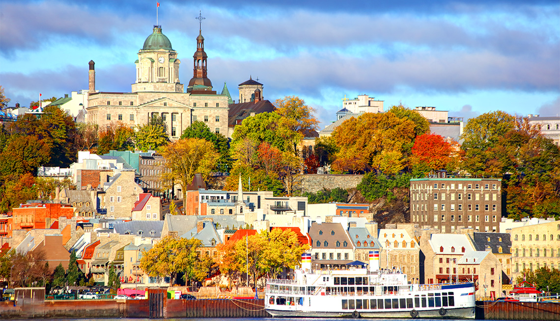 Quebec City officially Québec, is the capital city of the Canadian province of Quebec