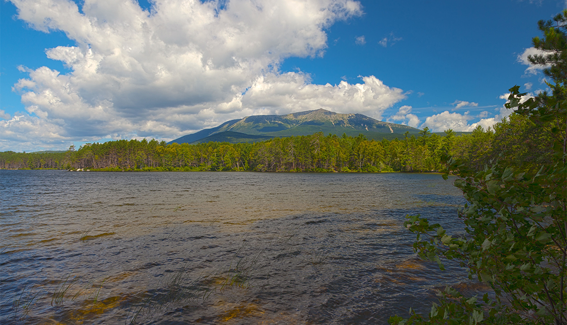 item 14 of Gallery image - Mount Katahdin, Baxter State Park, Maine