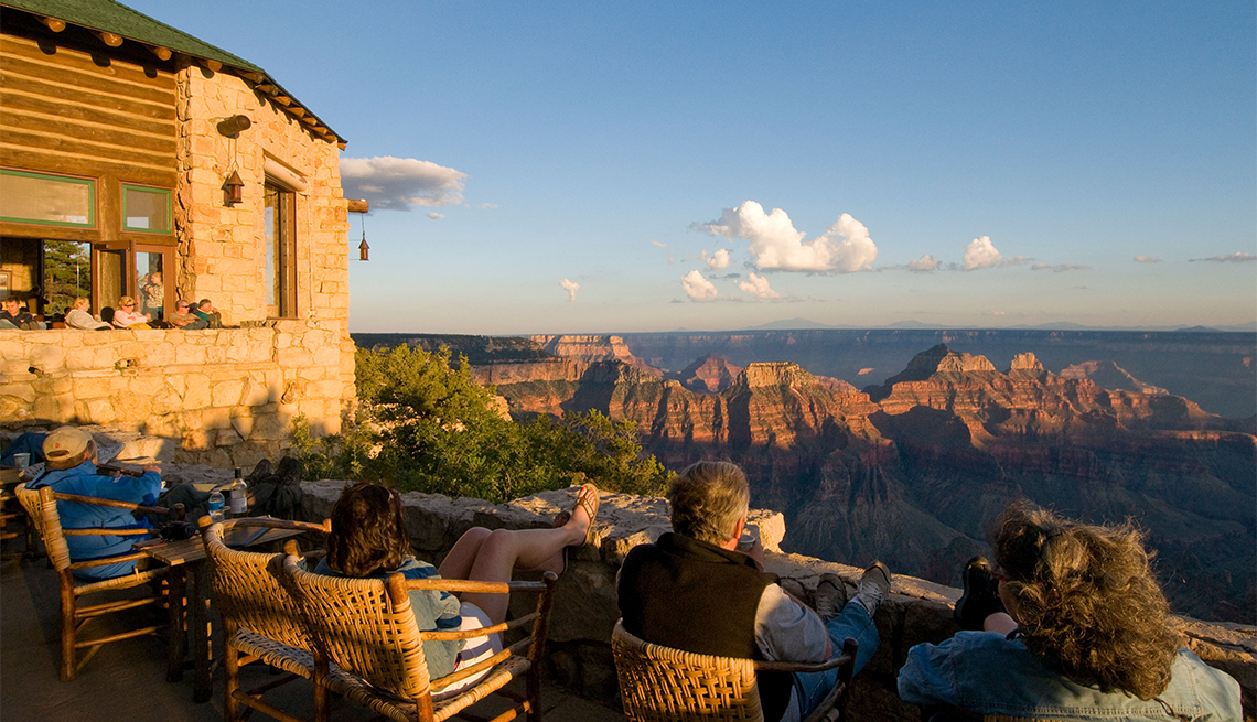 item 1 of Gallery image - Grand Canyon Lodge