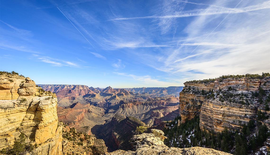 item 6 of Gallery image - Aerial view of Grand Canyon National Park