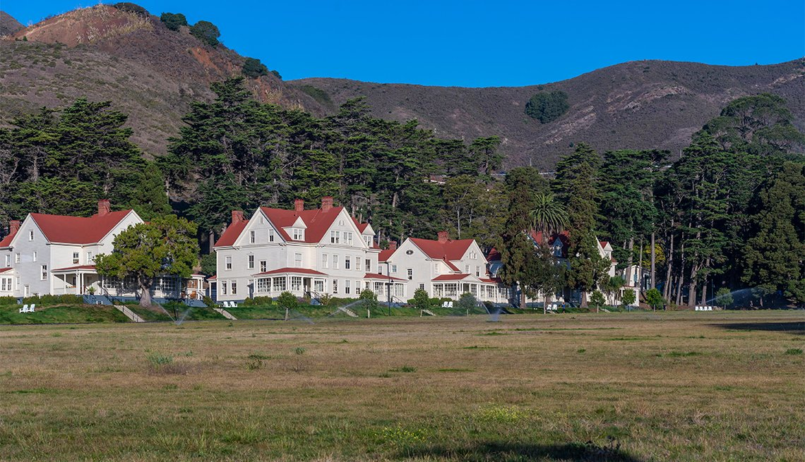 item 3 of Gallery image - Cavallopoint Lodge in Fort Baker at the Golden Gate Bridge in the Golden Gate National Recreation Area in San Francisco