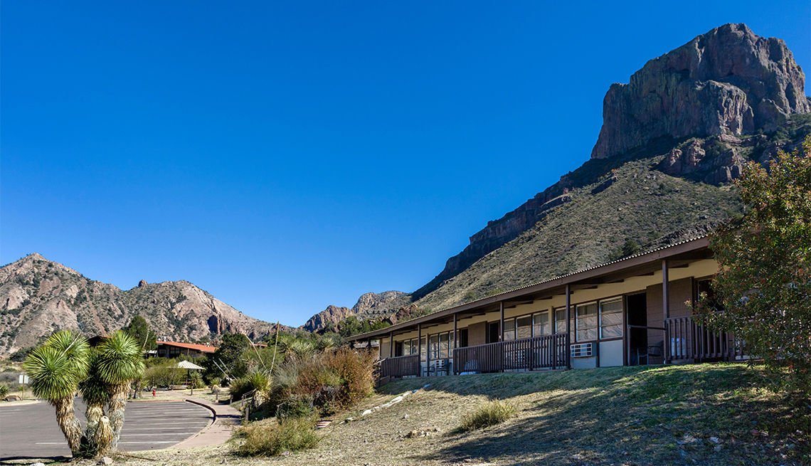 item 5 of Gallery image - Chisos Mountains Lodge
