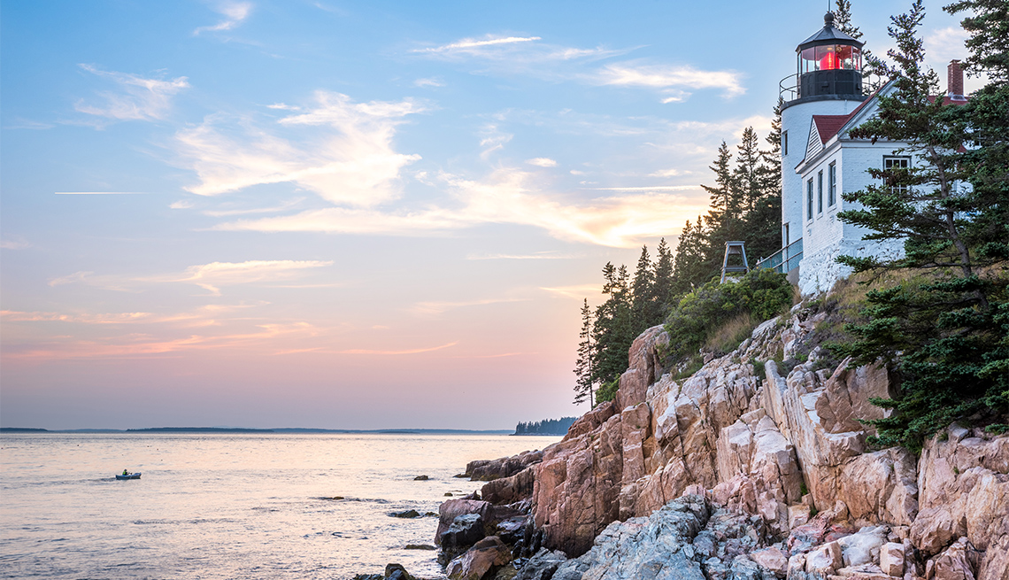 item 1 of Gallery image - Bar Harbor Lighthouse