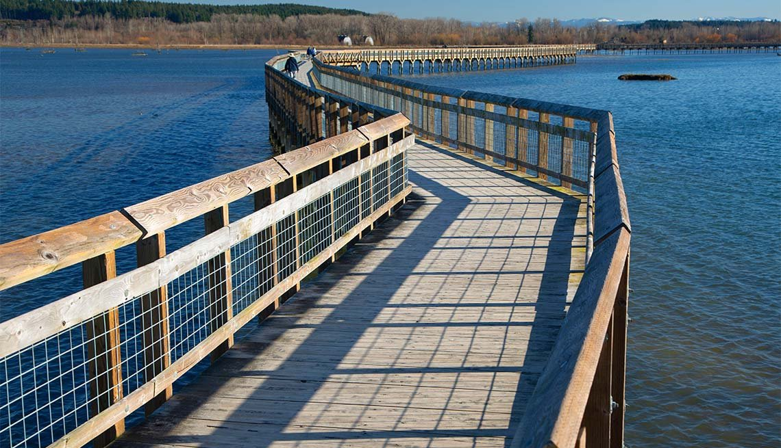 item 2 of Gallery image - Nisqually Estuary Boardwalk Trail