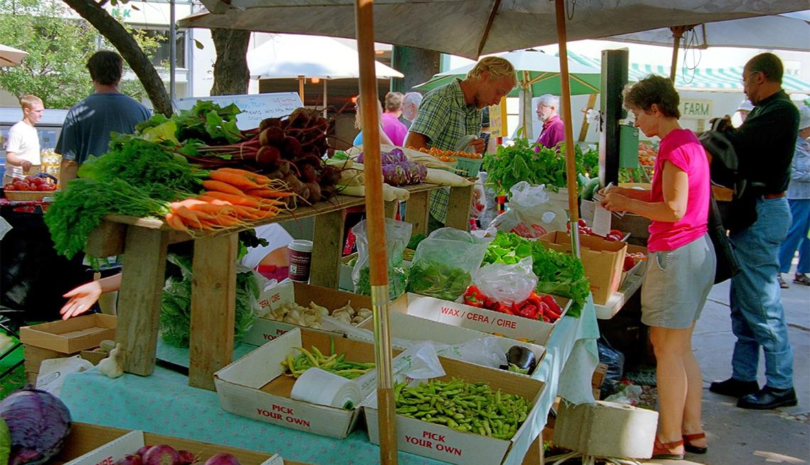 item 12 of Gallery image - Burlington VT Farmers Market