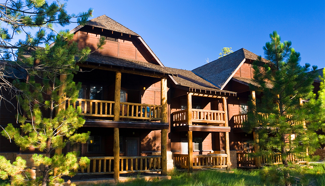 item 5 of Gallery image - Bryce Canyon Lodge