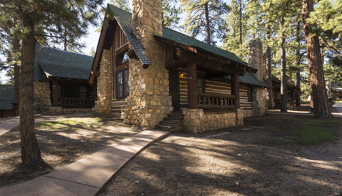 Cabañas en Bryce Canyon Lodge