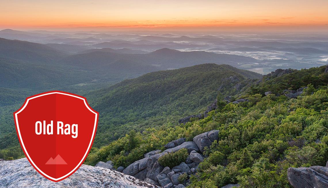 item 7 of Gallery image - Vista del parque nacional Shenandoah