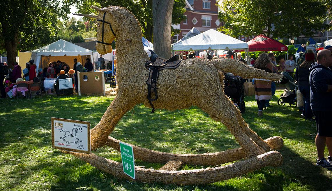 item 7 of Gallery image - Rocking horse