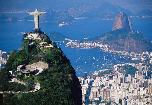 Rio de Janeiro - 10 destinos internacionales que se deben visitar