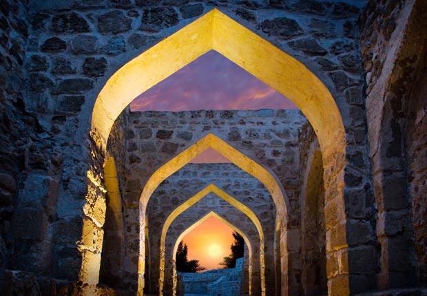 Fuerte Bahrain, Manama, Bahrain - Los mejores castillos del mundo
